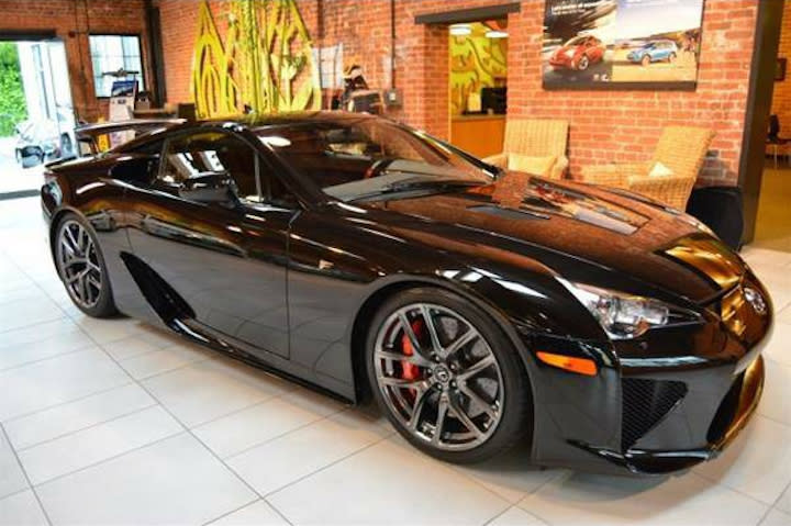 Amazing Itu0027s Not Often That You Find A Lexus LFA Owner Looking To Part With His  Vehicle. As Of Writing This, There Are Eight Listings On AutoTrader, ...