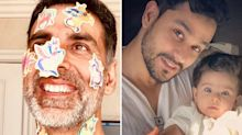 From Sanjay Dutt to Anushka Sharma, B-Town Celebrates Father's Day