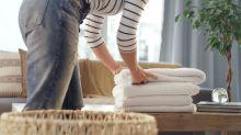 Wie faltet man Handtücher richtig? Foto löst bei Twitter Diskussionen aus