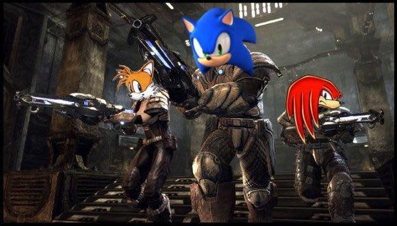 Mods: Unreal Tournament meets Sonic the Hedgehog