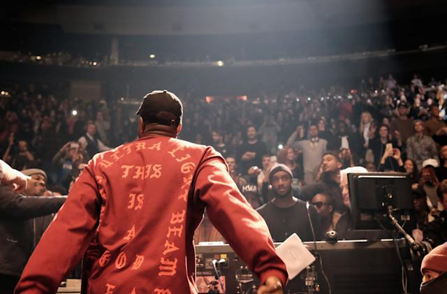 Kanye West's Tidal exclusive could hurt both him and his fans