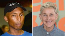 Pharrell Williams, Ellen DeGeneres Pledge to Make Juneteenth a National Holiday