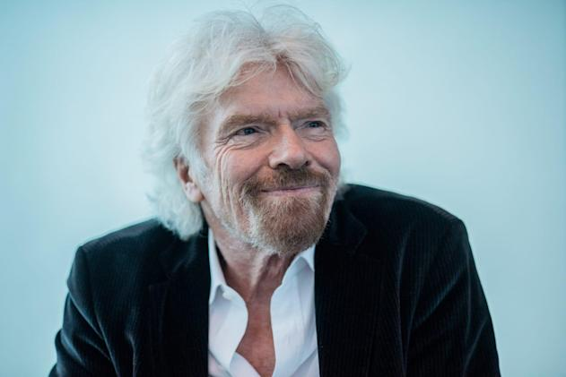 Richard Branson is Virgin Hyperloop One's new chairman (updated)