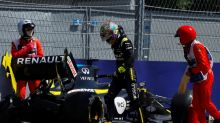 Daniel Ricciardo Fails to Explain Cause of his High-speed Crash, Admits it was a 'Mistake'