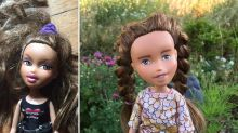 Convierte muñecas vulgares en verdaderas niñas