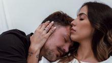 Saulo Poncio e Gabi Brandt reaparecem juntos após polêmica