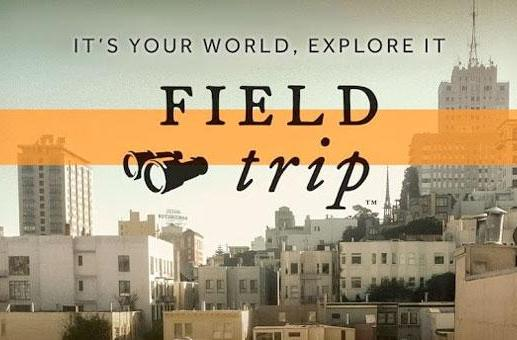 Field Trip for Android gets updated with over 80 countries, auto-translation