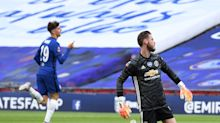 Chelsea tops Man United after David de Gea's gaffes, will face Arsenal in FA Cup final (video)