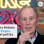 Mike Bloomberg qualifies for next two debates, trails only Sanders in recent poll