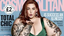'Please don't promote obesity.' Internet bashes Tess Holliday for latest cover — here's what some are getting wrong