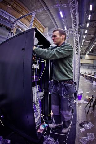 Cisco, Telia to activate 'world's fastest internet connection' at 120Gbps, sounds pretty Swede