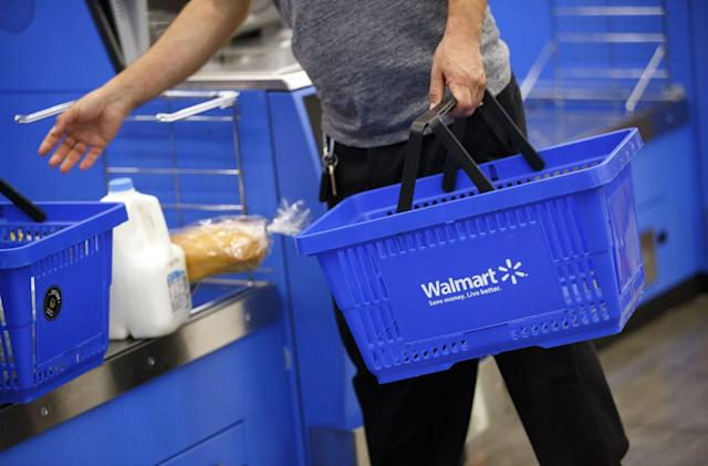 Walmart is testing personal shopping and cashier-free stores