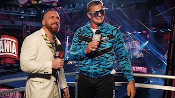 Gronk is a big winner at WrestleMania