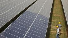Global pension funds warm to India's solar power ambitions