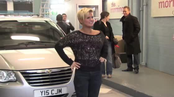 Kerry Katona Will Star As Marilyn Monroe in Upcoming Stage Musical