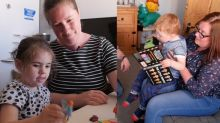 Extreme pregnancy sickness 'broke me'