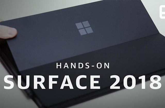 Surface Laptop 2 hands-on: An upgrade in speed and style