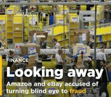 Amazon and eBay accused of turning blind eye to VAT fraud