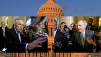 Senate nearing agreement on shutdown, debt limit