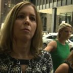Rod Blagojevich sentence commuted: Patti Blagojevich in Chicago awaiting husband's prison release