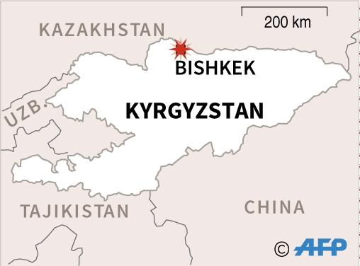 Kyrgyzstan (AFP Photo/AFP )