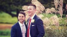 Gay couple sues printing company over homophobic wedding pamphlets