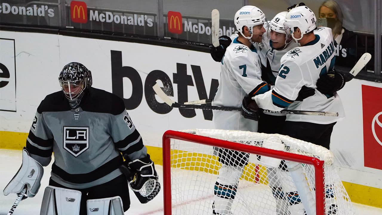 How Sharks owe season-long win streak to young players' contributions