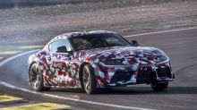 2019 Toyota Supra First Drive Review   Speed-dating the fifth-gen Supra