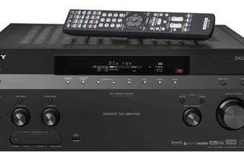 Sony reveals new 3200ES, 5200ES 1080p A/V receivers