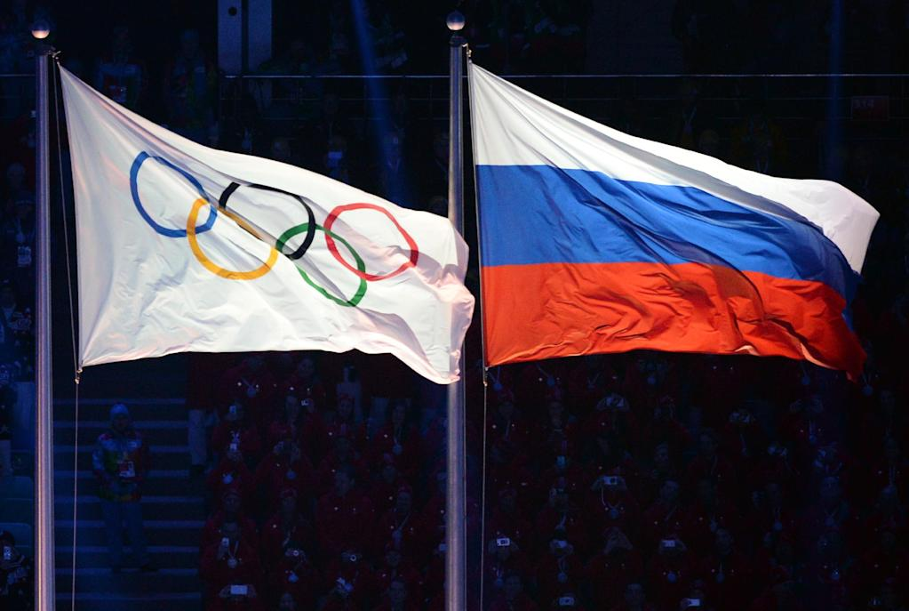 The International Olympic Committee (IOC) in December launched an inquiry into 28 Russians suspected of tampering with doping samples at the 2014 Sochi Winter Games in a new blow to Russia's efforts to redeem its name (AFP Photo/Yuri KADOBNOV)