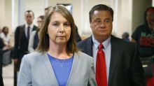 The Latest: Acquitted Tulsa cop receiving back pay