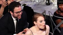 The Most Glorious Emma Stone Faces at the 2017 SAG Awards