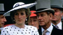"""Si se odiaban, ¿por qué Lady Di llamaba """"querido papá"""" a Felipe de Edimburgo?"""