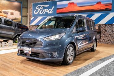 台灣 7 人座 MPV 新選擇,Ford Tourneo Connect 上市時間流出!