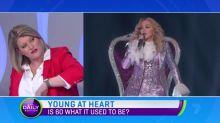 Queen of pop turns 60