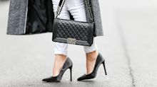 These £40 black heels look a lot like a £795 designer pair