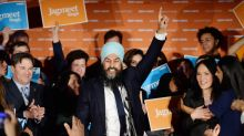 Jagmeet Singh: Could NDP leader be Canada's next PM?