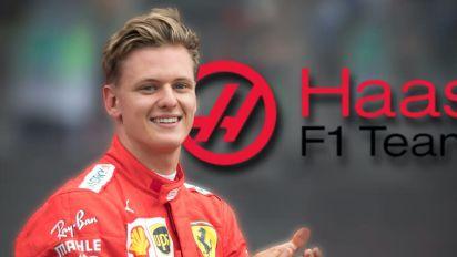 F1: Mick Schumacher, tel père, tel fils
