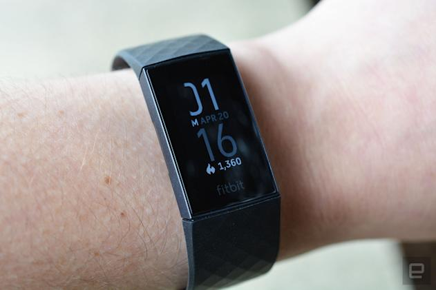 Tell us all about your Fitbit Charge 4
