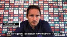 """Chelsea - Lampard : """"Giroud est un joueur plaisant à entraîner"""""""