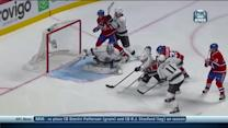 Martin Jones robs Alex Galchenyuk twice