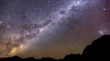 'It's not something you want to eat!' The Milky Way is full of trillions of tonnes of dirty 'space grease'