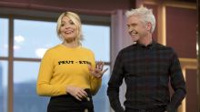 Holly Willoughby says 'This Morning' mistakes are down to dyslexia