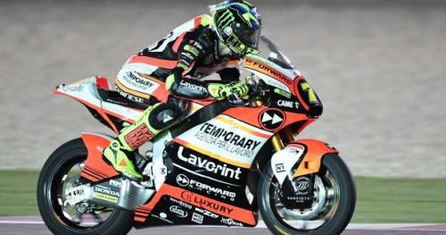 Moto - ARG - Moto2 - Essais libres 1 : meilleur temps pour Lorenzo Baldassarri en Moto2