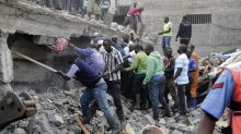 6-story building collapses in Nairobi; at least 2 killed