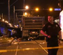 Man charged in crash at New Orleans Mardi Gras parade