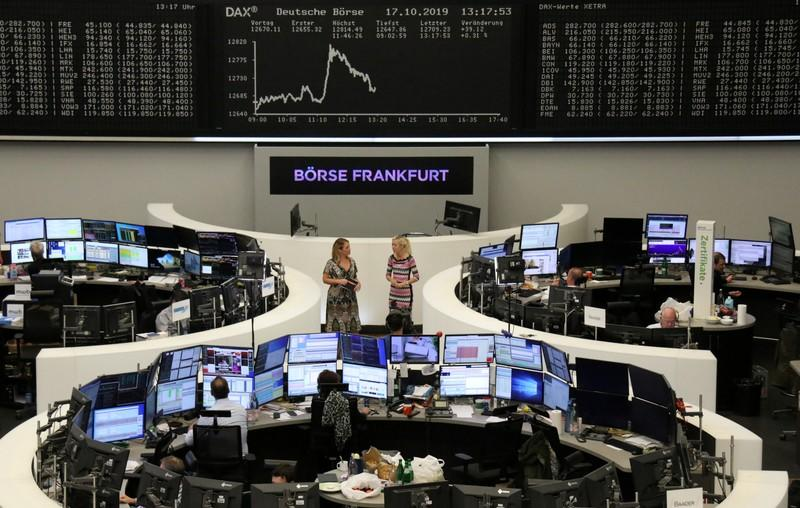 Asia markets try to see light in trade talks, Brexit votes