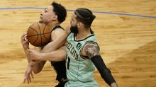 Bridges leads Hornets to 127-119 win over short-handed Bucks