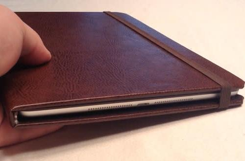 Pad & Quill Walden Collection for iPad Air: TUAW Video Review