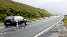 Holidaymakers warned to be careful on the road as Storm Evert approaches